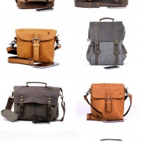 Satchels and backpacks