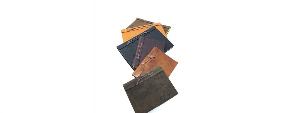Boheme Notebooks – Reclaimed Leather