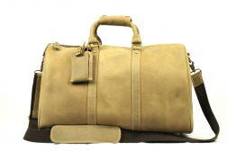 Boheme Luggage - Classic Nubuck (9557) Leather