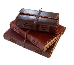 ENTWINED LEATHER JOURNALS
