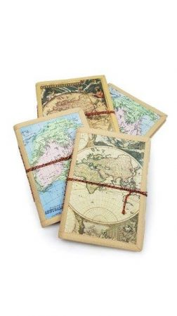 Map Series of Journals