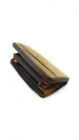 CALF LEATHER WALLET