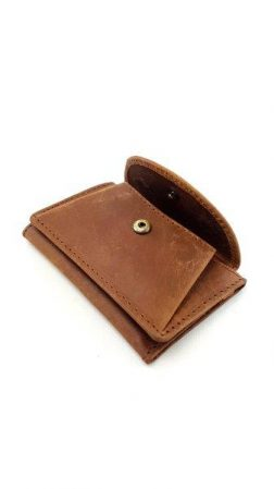 SMART BUFFALO LEATHER WALLET