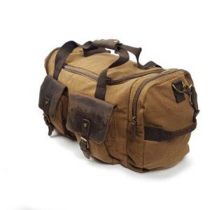 Canvas Carry On Duffel Bag
