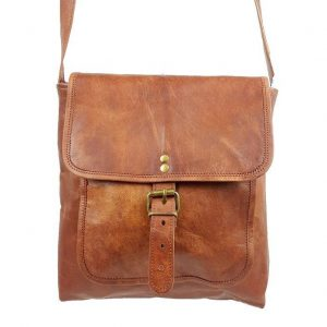 Goat leather bag